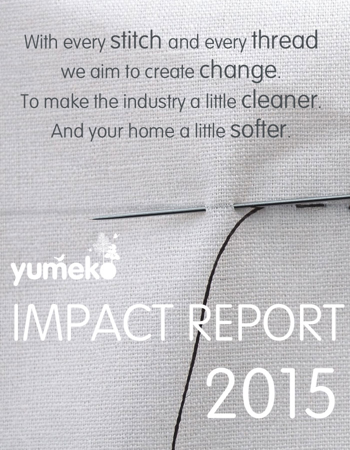 Impact report Yumeko 2015