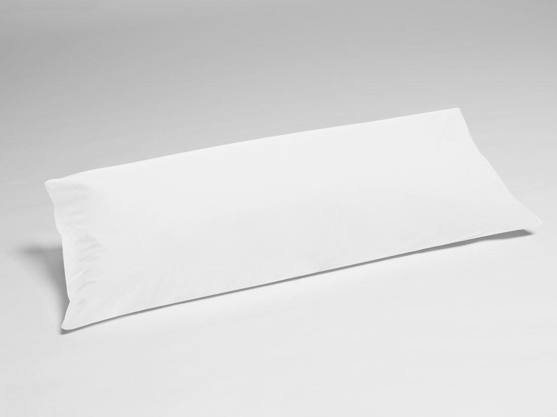 Kissenbezug Perkal Pure White 40x80