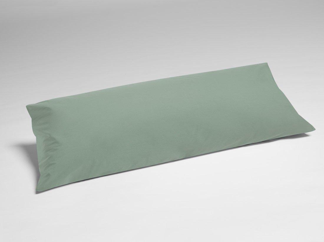 Kissenbezug Perkal Jade Green 40x80
