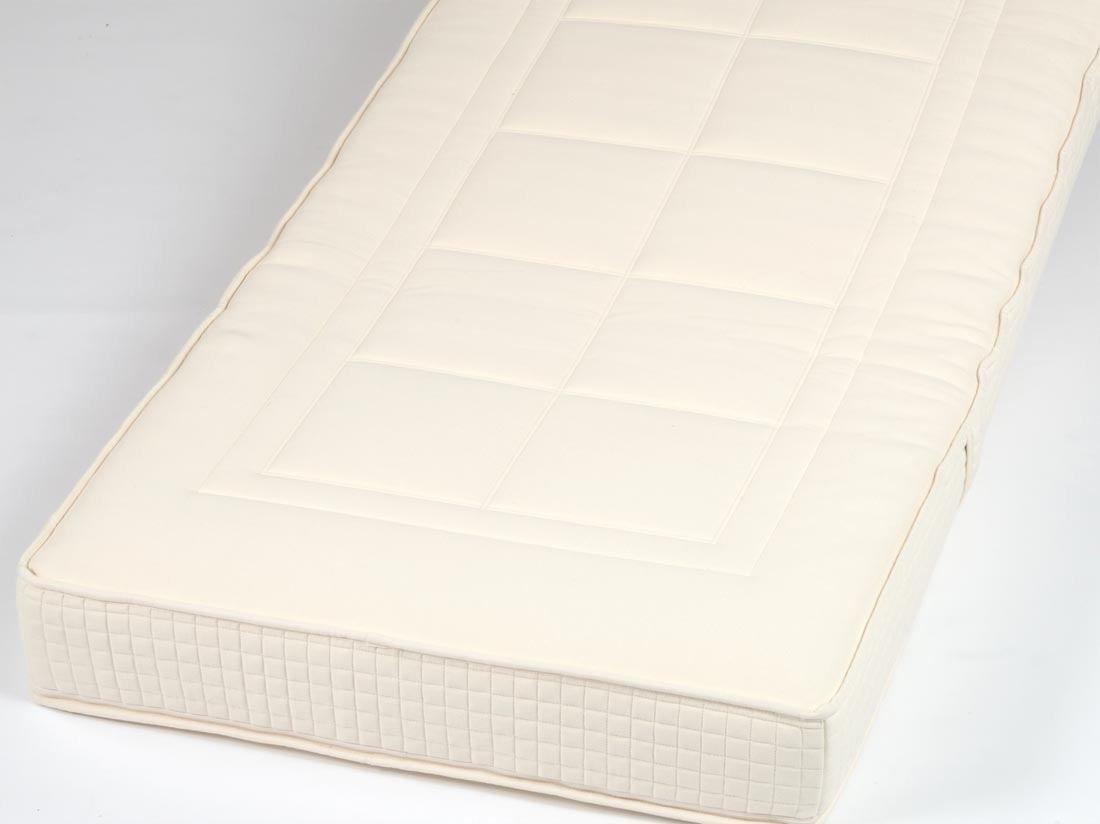 Yumeko matras natuurlatex 1persoons 90x200 stevig