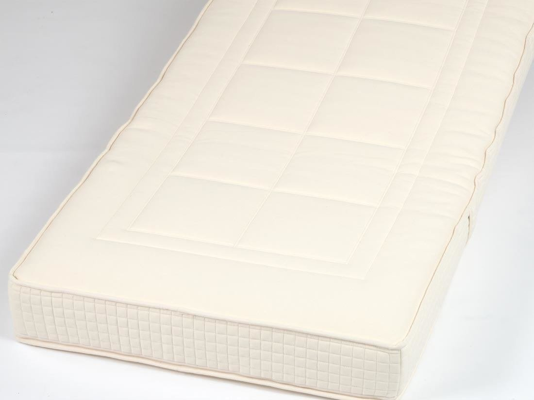 Yumeko matras natuurlatex 1persoons 100x210 stevig