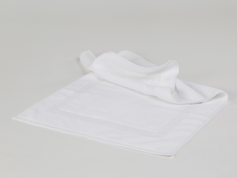 Badematte Basic Pure White 50x90