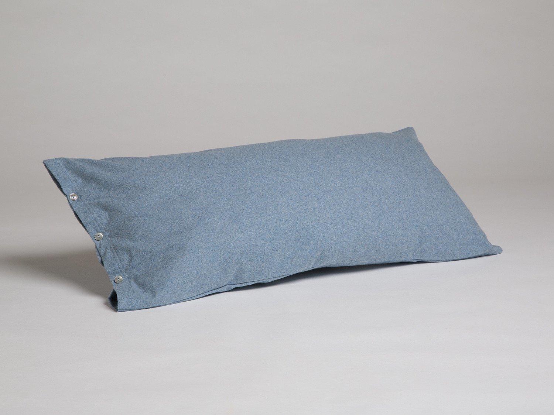 Kissenbezug Velvet Flanell Light Blue 40x80