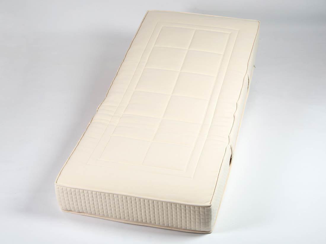 matras pocketveer 1persoons 140x210 stevig