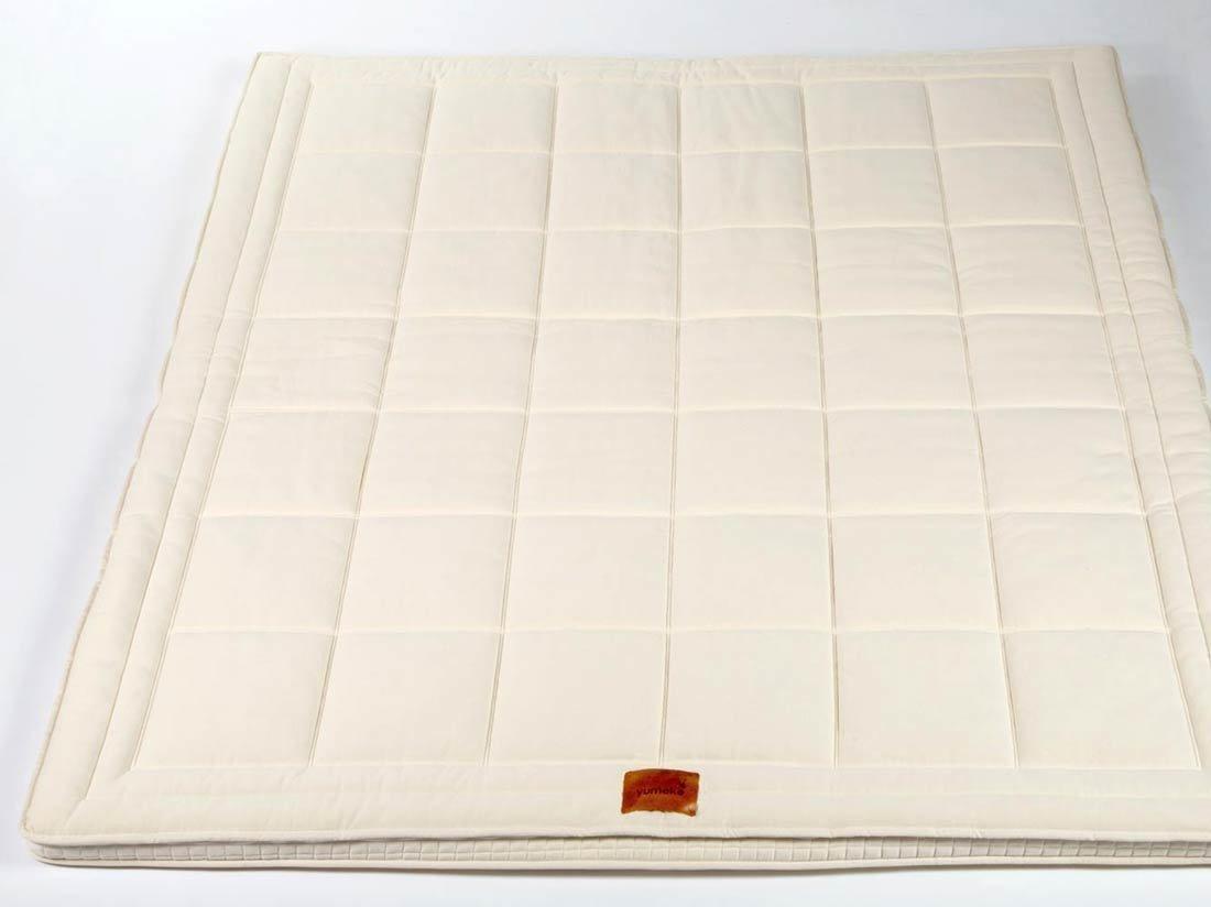 Yumeko Topdekmatras natuurlatex 90x200