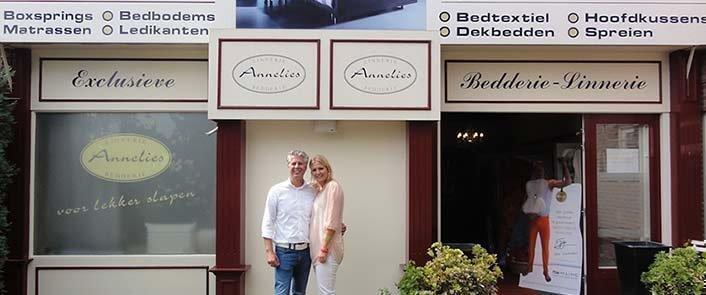 Linnerie Annelies Loosdrecht | Yumeko.nl