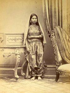 Pyjama India 1870