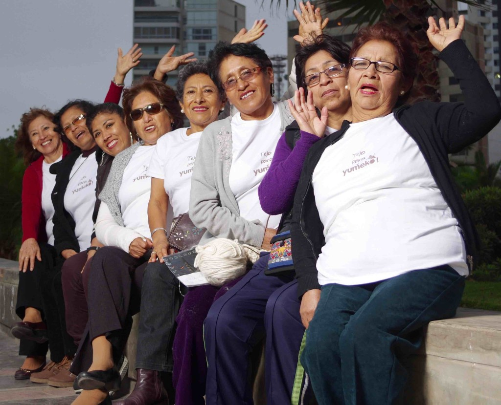 De abuelas in Lima
