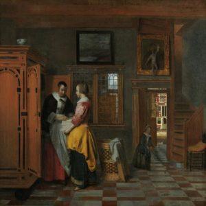 De linnenkast in de 17e eeuw: een statussymbool