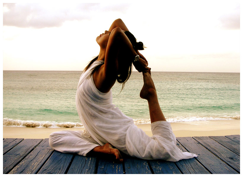 Yoga slapen