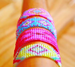 Aztec bracelets van A Beautiful Story