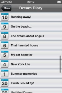 De Dream:ON app