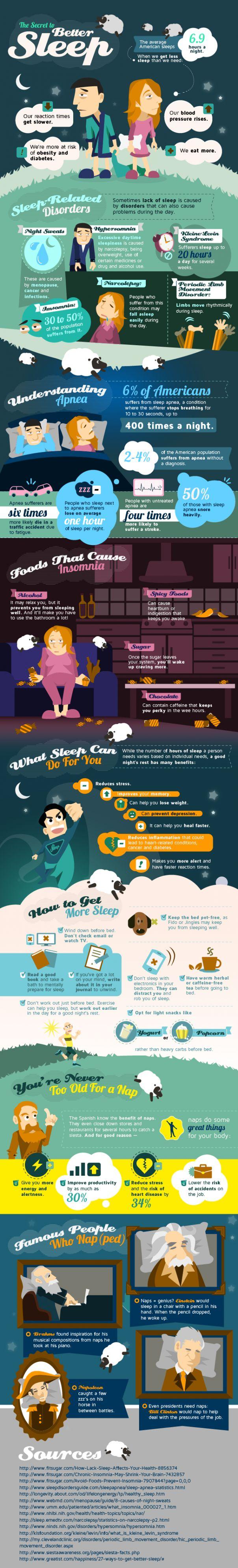 Het geheim van beter slapen