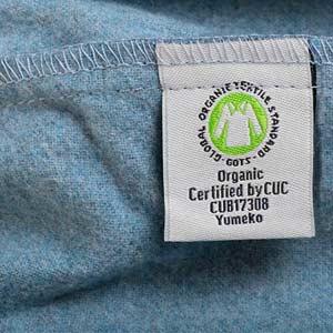 Biologisch textiel met het GOTS keurmerk