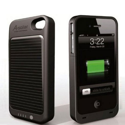 iPhone Solar