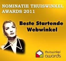 Thuiswinkel nominatie voor Yumeko