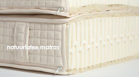 natuurlatex-matras