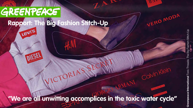 Greenpeace: The Big Fashion Stitch-Up