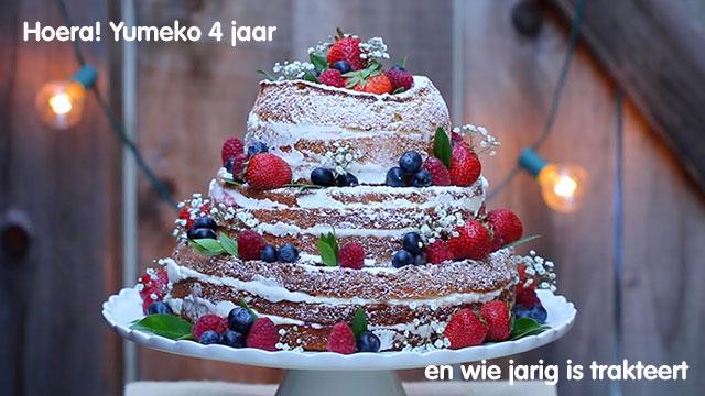 taart-4-jaar