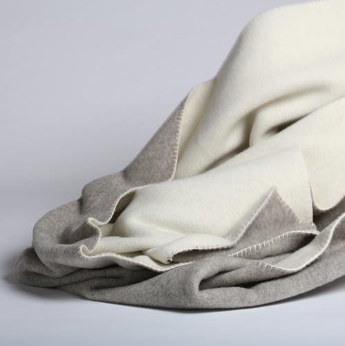 Wollen deken van Yumeko