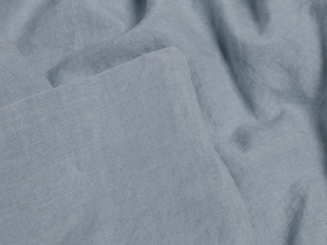 linnen dusk blue